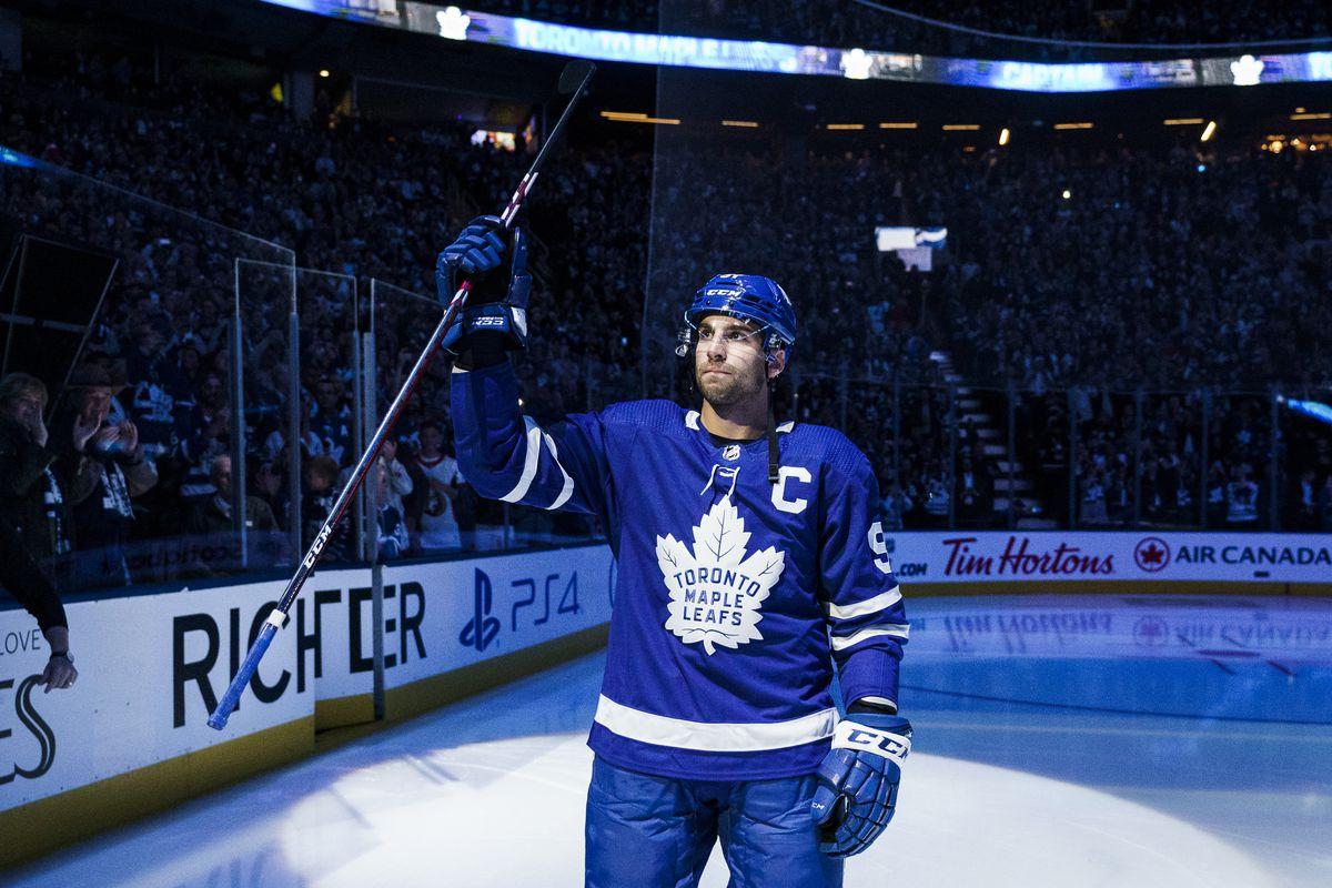 Leafs John Tavares
