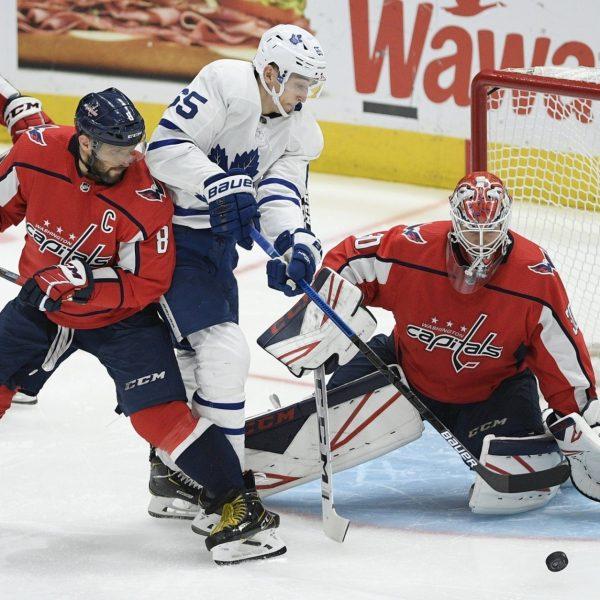 Maple Leafs vs Capitals
