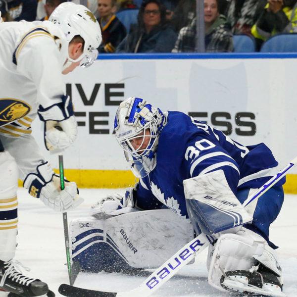 Maple Leafs vs Sabres