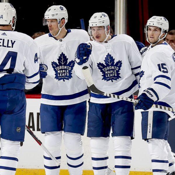 Leafs vs Devils